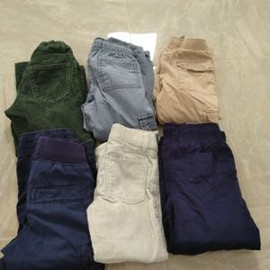 6 bundle kids pants size 4t 5t